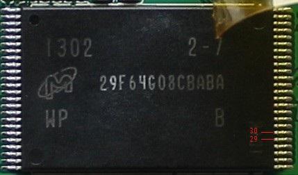 Micron 29F64G08CBABA